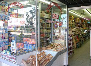 Delicatessen - An Italian-style delicatessen in Five Dock, Sydney