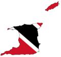 Flag-map of Trinidad and Tobago.png
