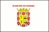 Official flag of Panama City