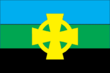 Flag of Drohobych raion.png