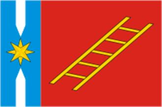 Lukhsky District - Image: Flag of Lukh rayon (Ivanovo oblast)