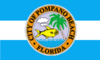 Flag of Pompano Beach, Florida