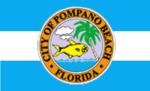 Flag of Pompano Beach, Florida.png