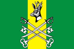 Shilka (town) - Image: Flag of Shilka (Chita oblast)