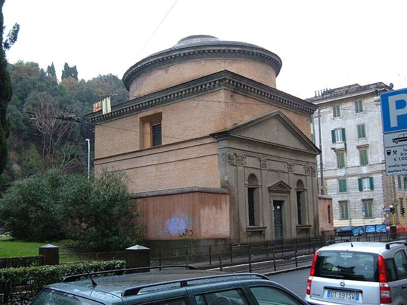 File:Flaminio - Chiesa di Sant'Andrea del Vignola 3.JPG