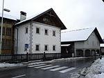 Schlössler farmhouse