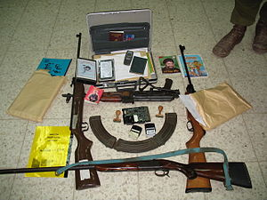 August 8, 2006 Hezbollah weaponry captured by ...