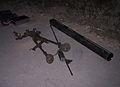 Flickr - Israel Defense Forces - Mortar Rocket Found in Lebanon.jpg