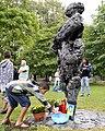 Flickr - NewsPhoto! - Kerwin Duinmeijer herdacht in het Vondelpark (1).jpg