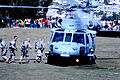Flickr - The U.S. Army - Unloading supplies from a Navy helicopter in Haiti.jpg