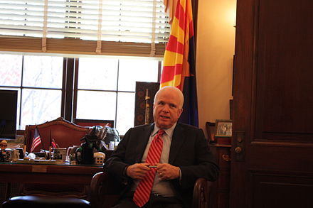 McCain in his Senate office, November 2010 Flickr - europeanpeoplesparty - EPP in the USA (18).jpg