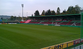 Würzburger Kickers - flyeralarm Arena (2014)