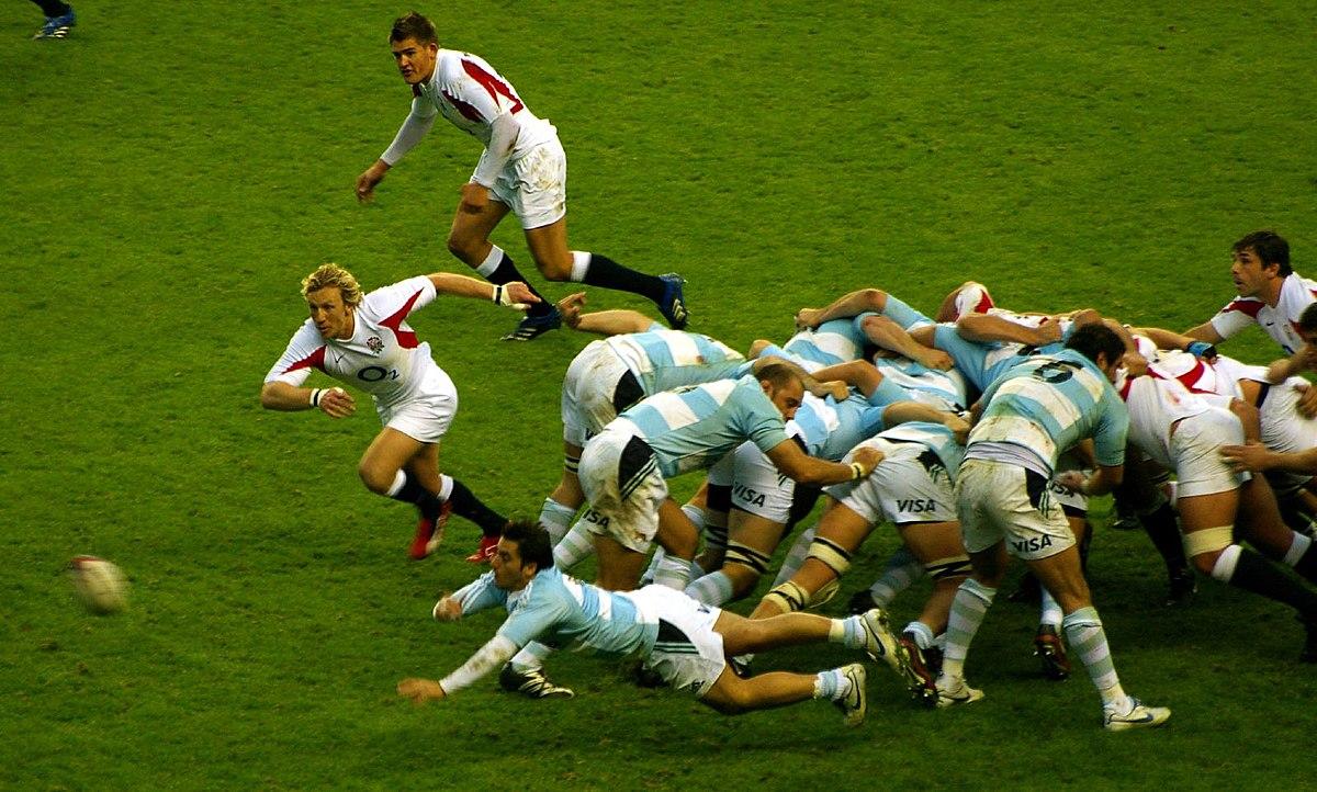 Rugby en Argentina - Wikipedia, la enciclopedia libre