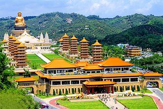 Fo Guang Shan - Fo Guang Shan Buddha Museum in Taiwan
