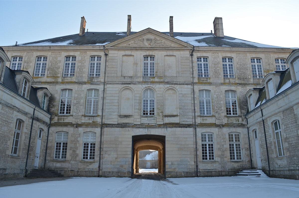 Caserne belliard wikip dia - Monsieur meuble fontenay le comte ...
