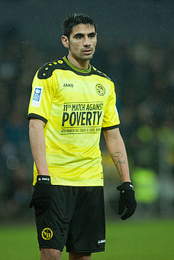 Football against poverty 2014 - Gonzalo Zarate.jpg