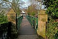 Footbridge over River Derwent to Hall Leys Park - geograph.org.uk - 1288198.jpg