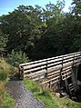 Footbridge over the river Rawthey - geograph.org.uk - 243537.jpg