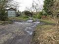 Footpath beside Gobles Cottages - geograph.org.uk - 1690414.jpg