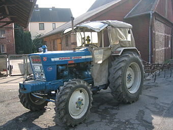 Ford 5000 A