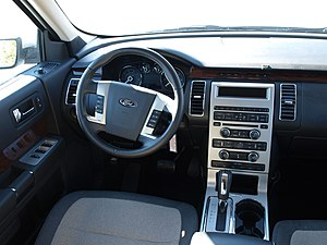 Ford Flex - Image: Ford Flex 03