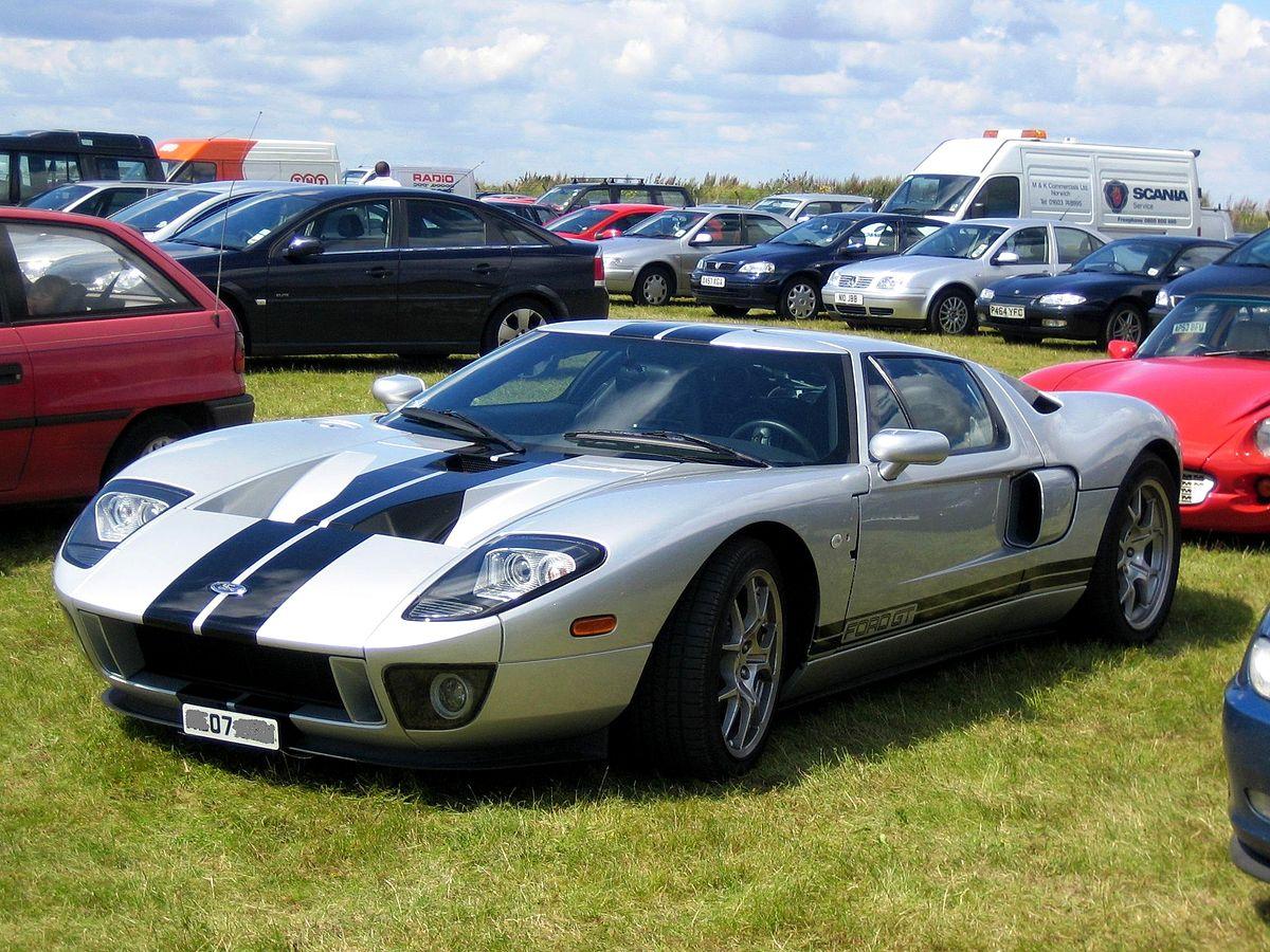Ford GT Vikipedi