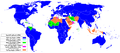 Foreign relations of Israel (map)-ar.png