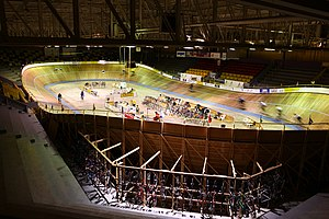 Velodrome - Forest City Velodrome in London, Canada
