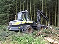 Forestry Equipment at Linn Moss - geograph.org.uk - 542288.jpg