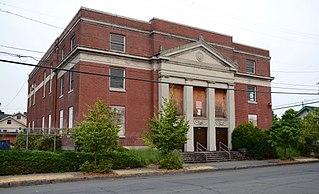 Mount Hood Masonic Temple Historic building in Portland, Oregon