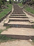 Fort Amsterdam - Steps to the fort.jpg