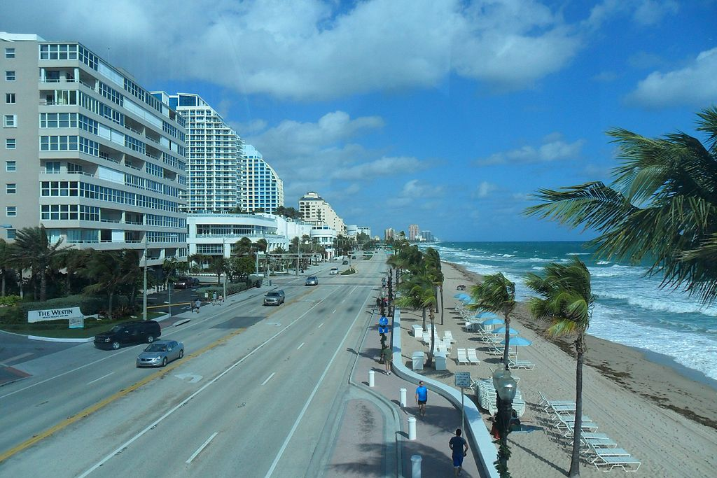 Fort Lauderdale Airport Redcar Car Rental