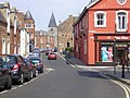 Forth Street at the junction with Market Place - geograph.org.uk - 1376904.jpg