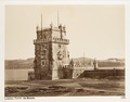 Fotografi Belémtornet i Lissabon - Hallwylska museet - 107292.tif