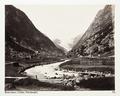 Fotografi av Buerdalen i Odde. Hardanger. Norge - Hallwylska museet - 105718.tif
