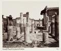 Fotografi från Casa di Castore e Polluce, Pompei - Hallwylska museet - 107898.tif