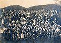 Fotografija begunskih družin v Vrbovcu pri Mozirju.jpg
