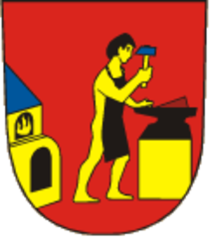 Frýdlant nad Ostravicí - Image: Frýdlant nad Ostravicí (CZE) coat of arms