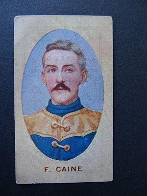 Frank Caine - Image: Frank Caine