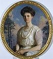 Frank W. Benson, Portrait of Margaret L. Fuller, 1910.jpg