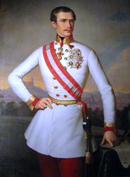 File:Franz Joseph I of Austria 1855.PNG