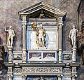 Frari (Venice) right transept - Monument to Benedetto Pesaro.jpg