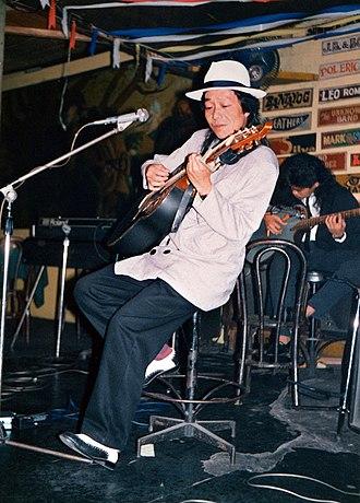 Freddie Aguilar - Aguilar in Tondo, Manila, Philippines, 1988