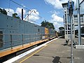 Freight Locomotives going through Berowra - panoramio.jpg