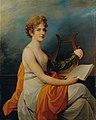 """Friedrich Heinrich Füger - Die Hofopernsängerin Theresia Saal als """"Eva"""" in Joseph Haydns """"Schöpfung"""" - 4184 - Kunsthistorisches Museum.jpg"""