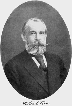 Friedrich Konrad Beilstein - Image: Friedrich Konrad Beilstein