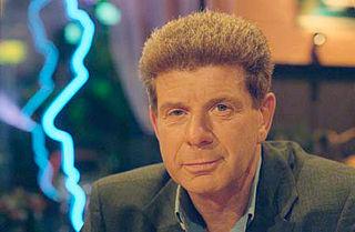 Frits Barend Dutch journalist and presenter