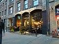 Front Street Starbucks at dusk, 2013 10 03 (10084352694).jpg