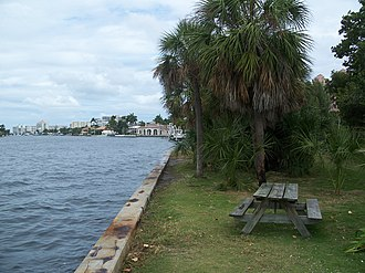 Hugh Taylor Birch State Park - Image: Ft Laud FL Hugh Taylor Birch SP04