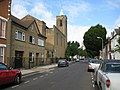 Fulham, Catholic Church of Our Lady of Perpetual Help - geograph.org.uk - 863988.jpg